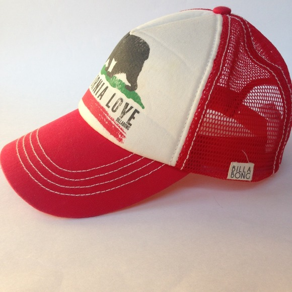 Billabong California Love Trucker Hat f48f5b7bf1e