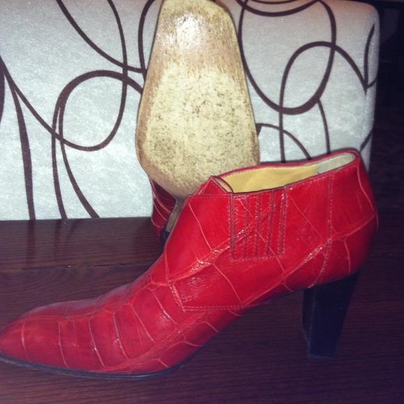 Mauri Ebay Alligator Shoes