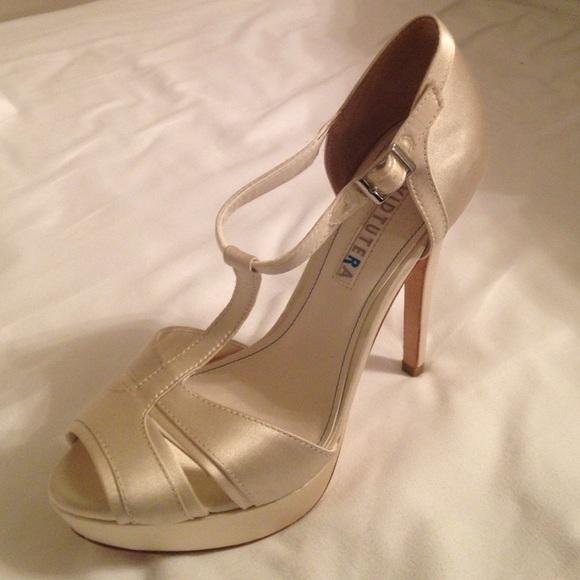 david tutera wedding shoes