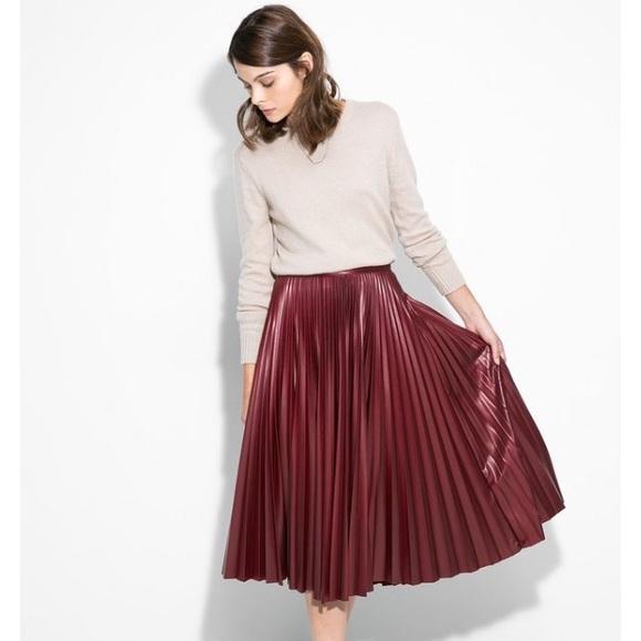 Shop Knee Length Denim Skirts