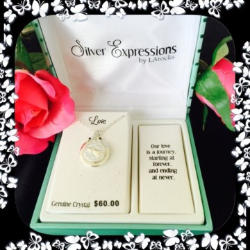 Silver Expressions by LA rocks Jewelry   Silver Expressions Love     M 568ccaa813302a4c890bd9c5