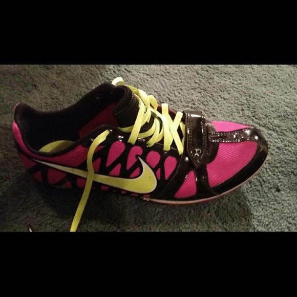 63 Off Nike Shoes Nike Zoom Rivals S WWomens Sz 9