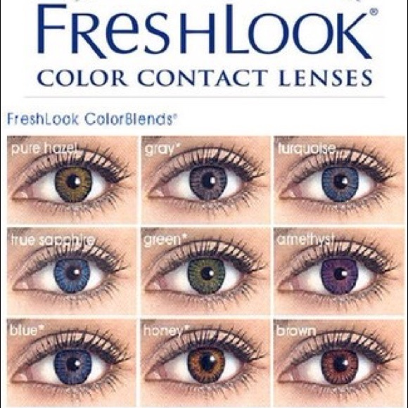 Fresh Colorblends Brown Eyes