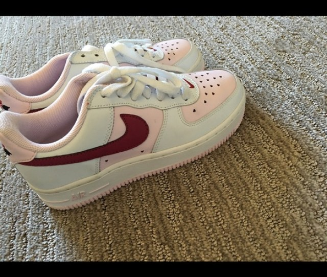 Air Force Ones Valentines Edition