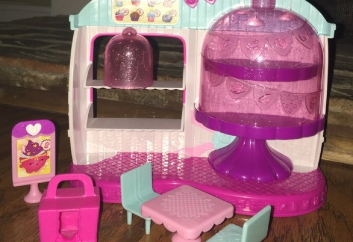 Shopkins Other Cupcake Queen Cafe Poshmark