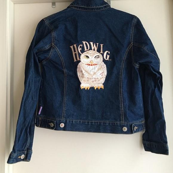 Harry Potter Jackets Amp Coats Denim Jacket Poshmark