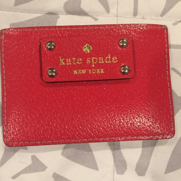 Kate Spade Neda Wallet Turquoise