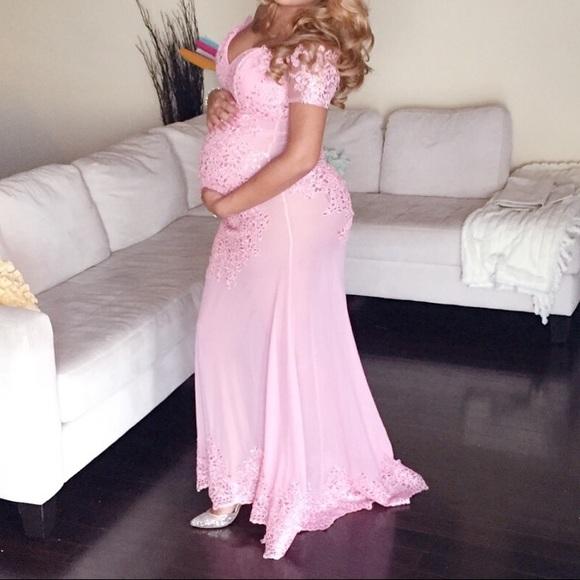 Baby Shower Dresses Pink