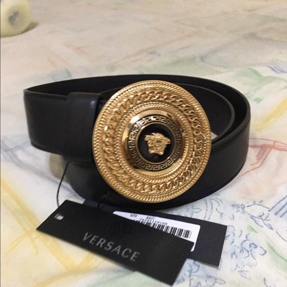 Real White Fake Belt Vs