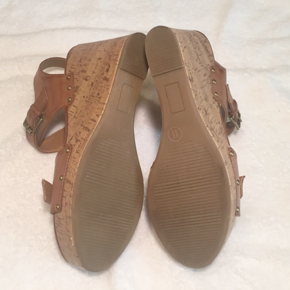 Mossimo Supply Co Sandals Wedges
