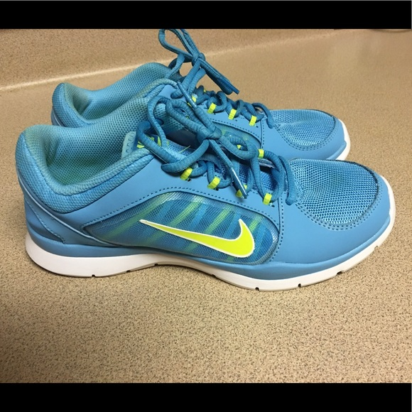 Teal Nike Running Shoes