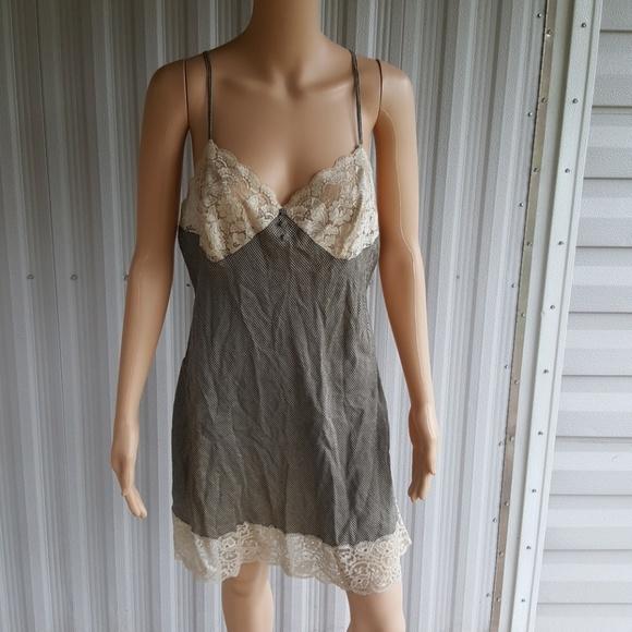 Victoria's Secret - LG 100% silk vintage victoria secret ...