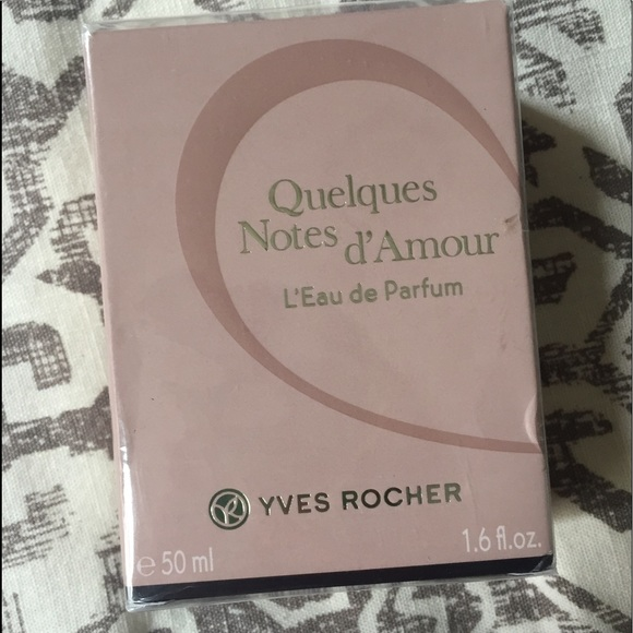Yves Rocher Other | Quelques Notes Damour Leau De Parfum ...