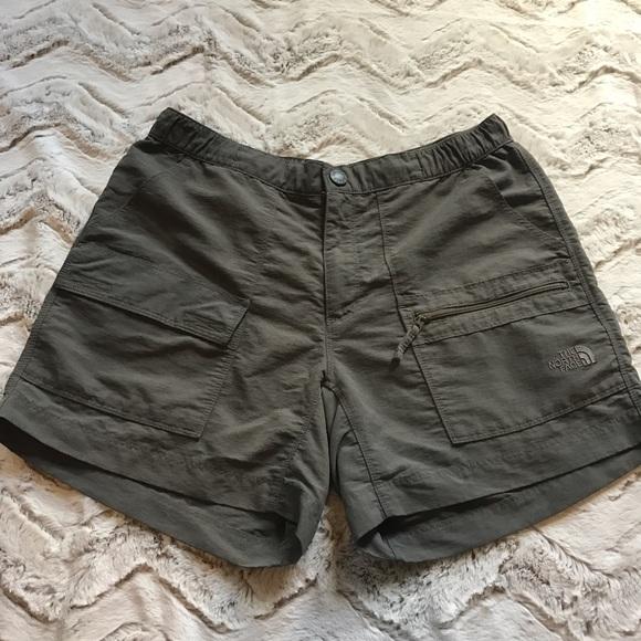 Waist Drawstring Shorts Elastic Cargo