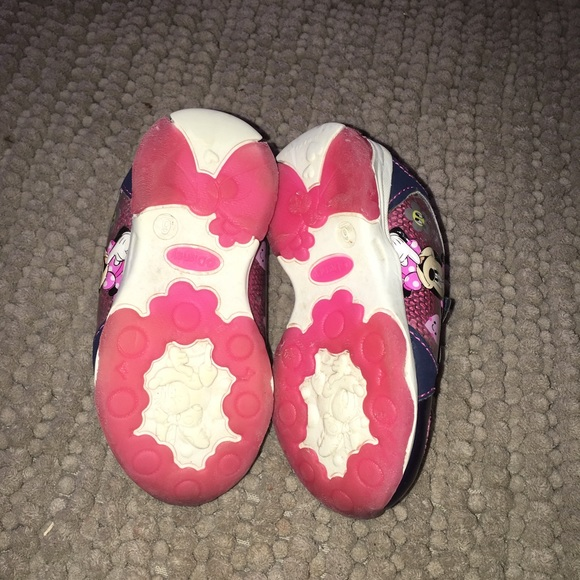 Minnie Mouse Light Shoes