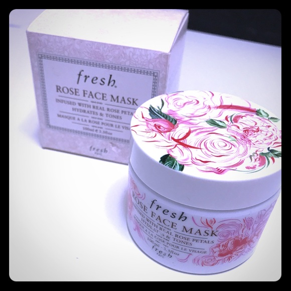 Fresh Cosmetics Rose Face Mask