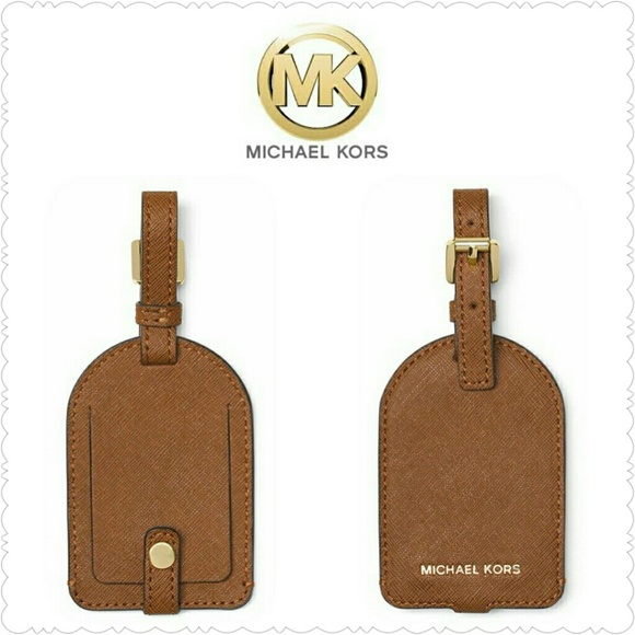 Michael Kors Accessories | Sale New Mk Luggage Tag In ...