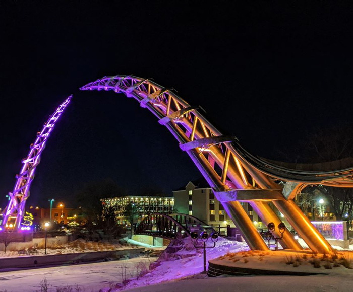 downtown sioux falls events