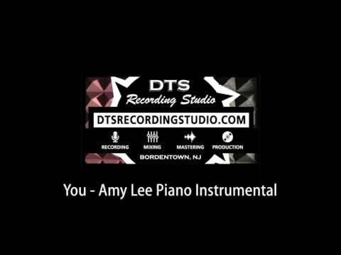 """You"" - by Amy Lee (Piano Instrumental)"