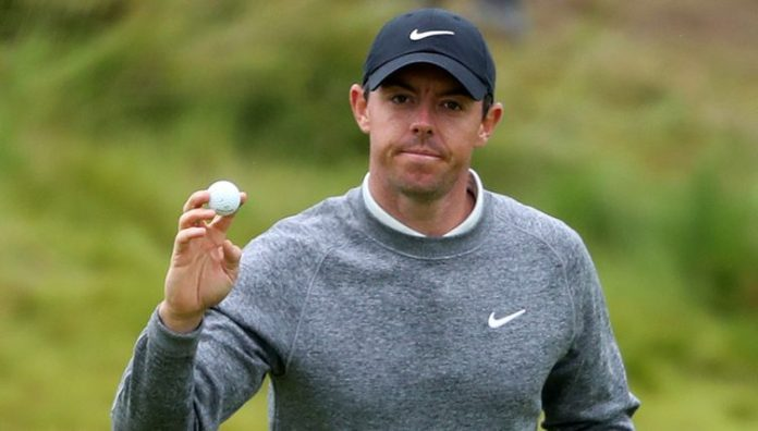 Rory McIlroy with golf ball 752x428 - Rory McIlroy urges golf to save itself from 'irrelevancy' and follow tennis' lead