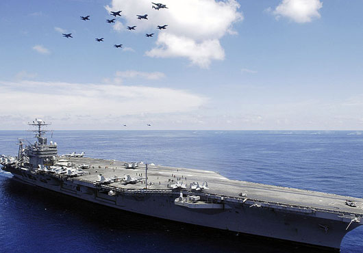Sailors Assigned to USS Abraham Lincoln Prepare for Return to Life Ashore