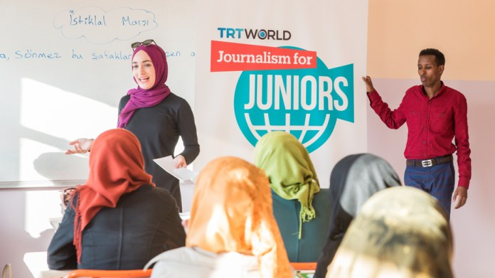 The workshop which will have 40 participants (ages 14-18) and is aimed at giving refugee children an opportunity to learn the basics of journalism.