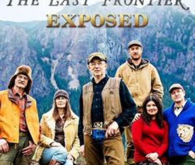 Poster For Alaska The Last Frontier Exposed  Carousel