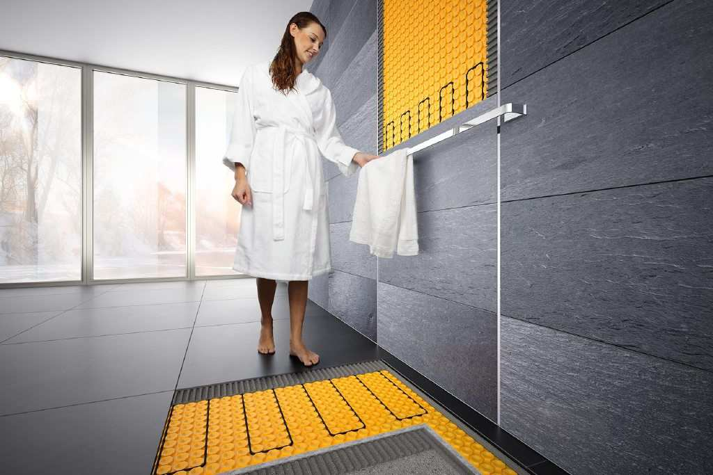 quality floor heating system