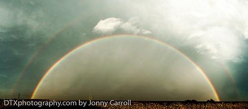 Double Rainbow – all the way – OMG!
