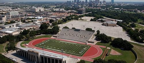 Fort Worth Texas Football Stadiums – aerials