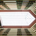 skylight of a hotel