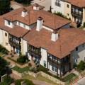 dallas texas aerial photography
