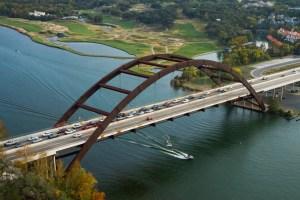 13 austin aerial photography