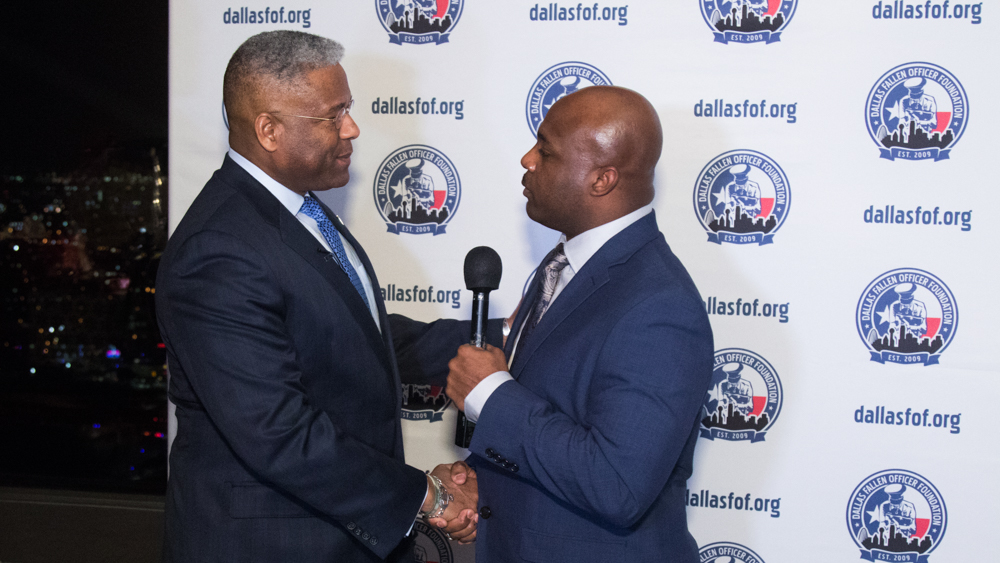 06 dallas video booth interviews allen west