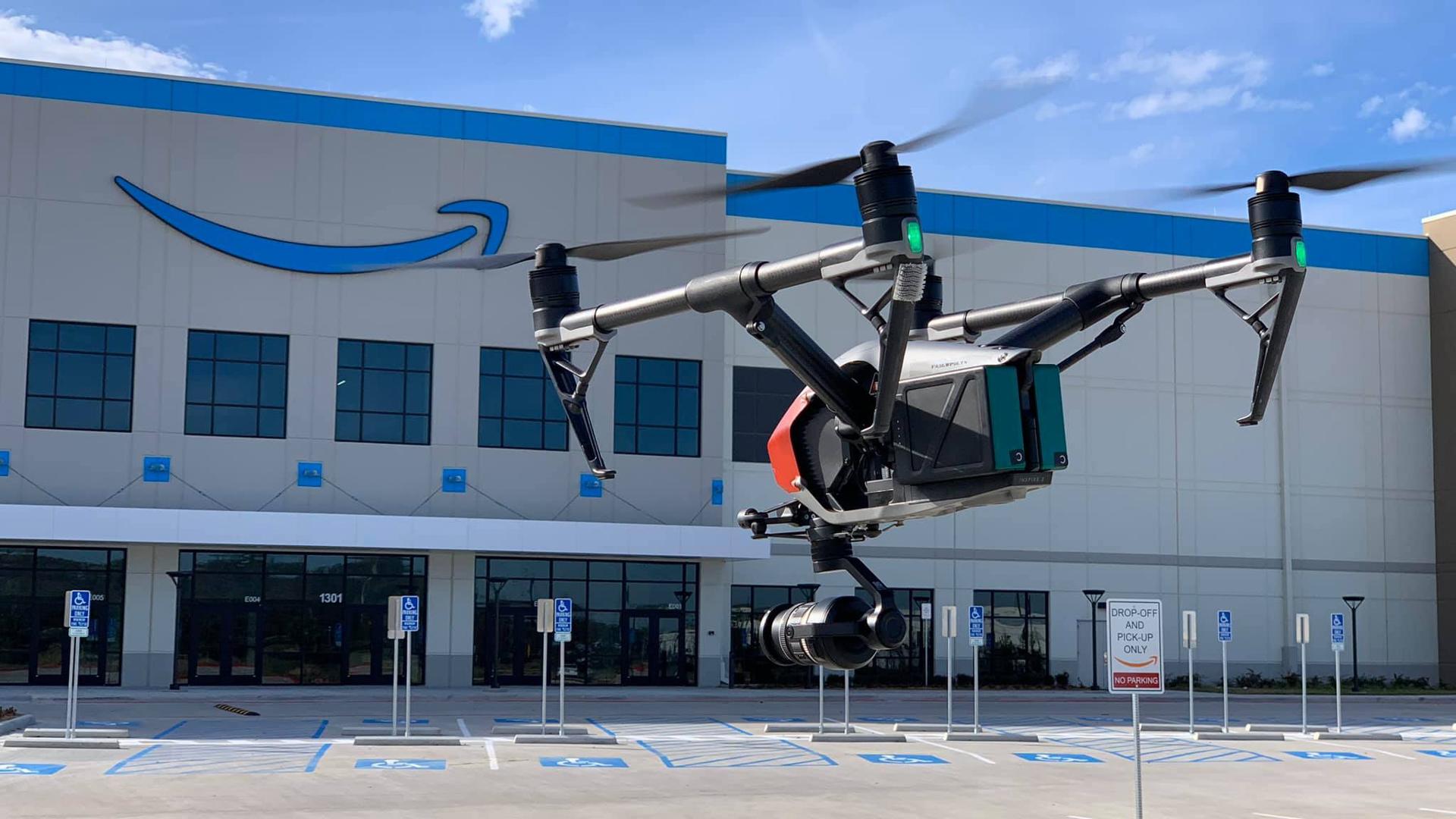 dallas drone service media
