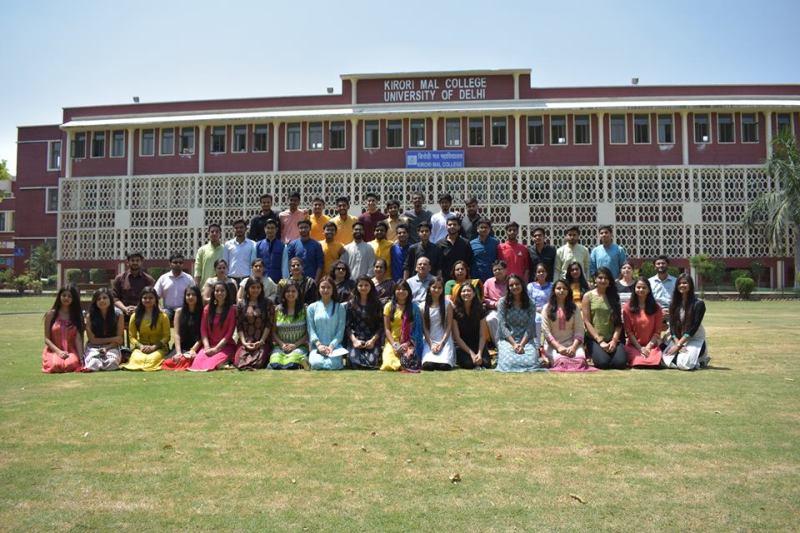 kirorimal college comsoc