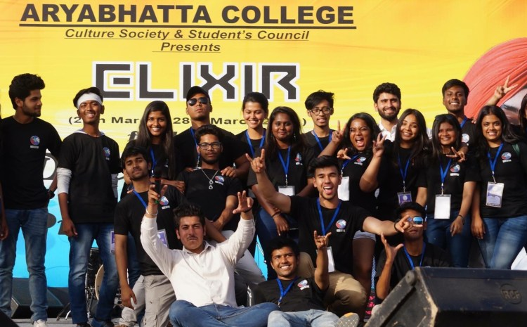MUSIC GATEWAY – ARYABHATTA COLLEGE