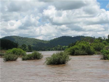 Sông serepok tang tình