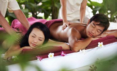 Spa - Khách sạn Quốc Tế Nha Trang