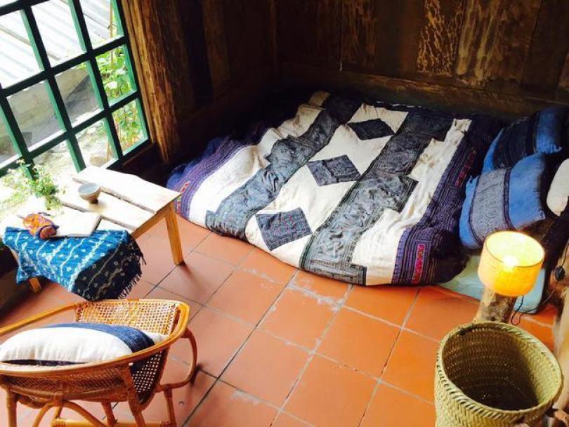 Nhà nghỉ homestay Sapa
