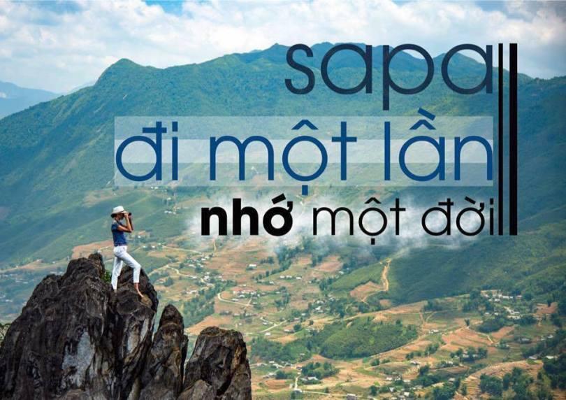 Sapa (Lào Cai) - đi 1 lần nhớ mãi