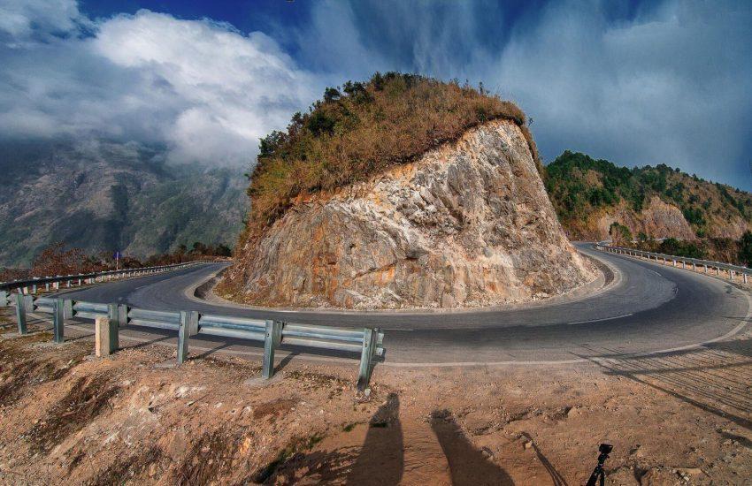 Cổng trời Sapa là đèo Ô Quy Hồ - còn gọi là đèo Hoàng Liên