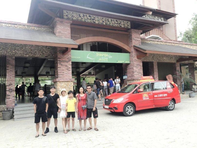 Khu du lịch tắm bùn Tháp Bà Nha Trang