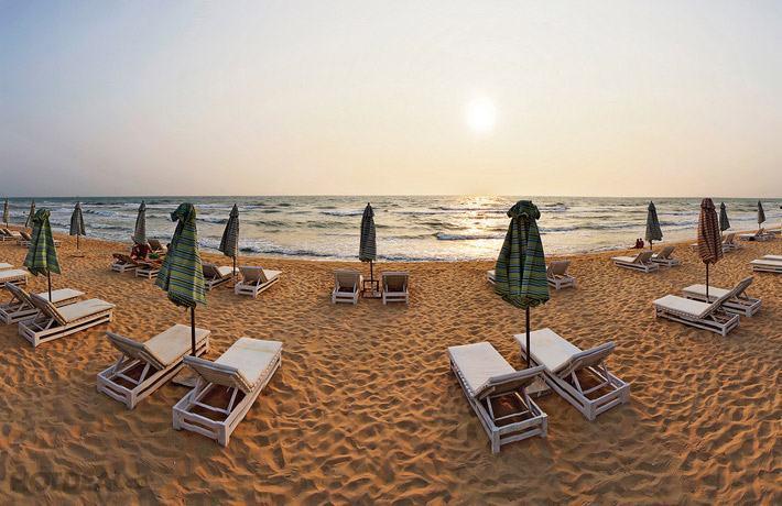Khách sạn và resort Phú Quốc có bãi biển riêng