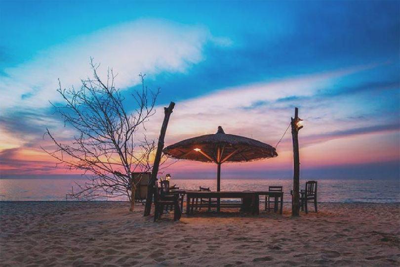 Nơi ngắm hoàng hôn đẹp nhất Việt Nam