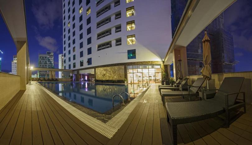 Khách sạn Nha Trang đường Trần Phú - khách sạn Mường Thanh