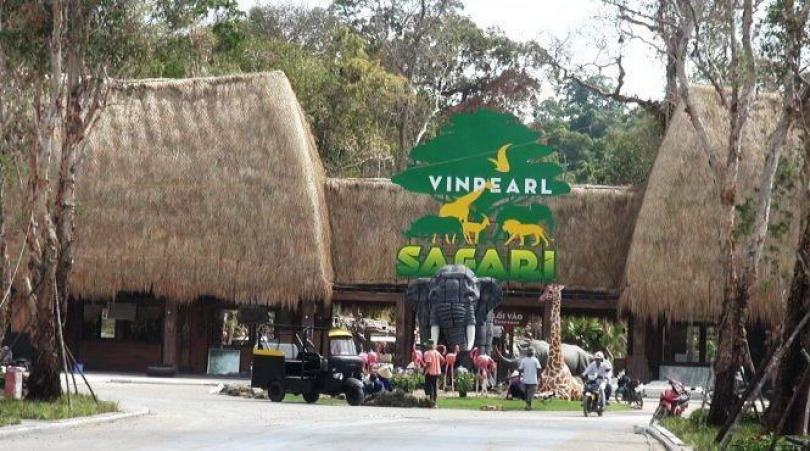 Khu du lịch Vinpearl Safari