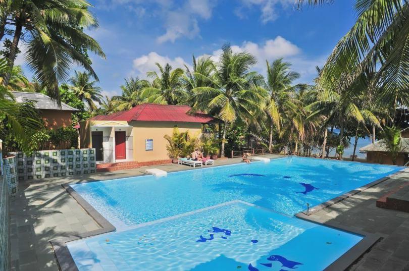 Khách sạn và resort ở Phú Quốc có hồ bơi đẹp