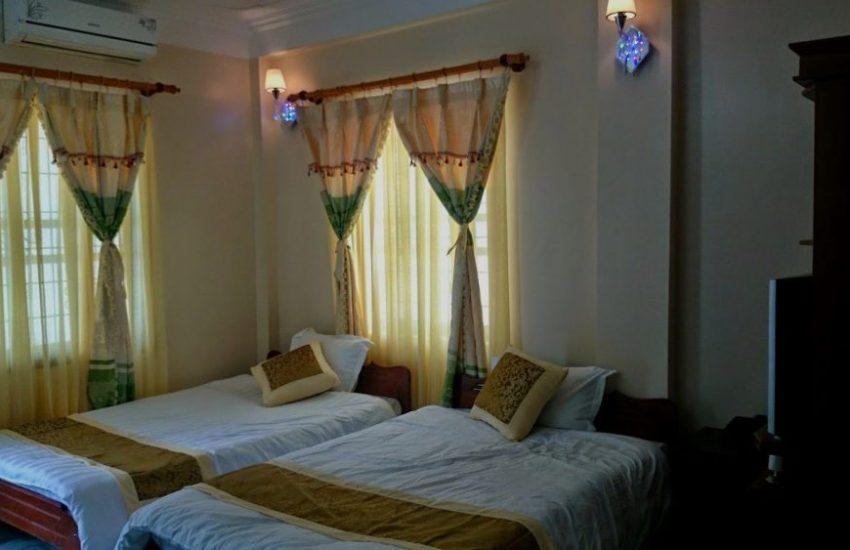 Giá khách sạn ở thành phố Hà Giang bao nhiêu