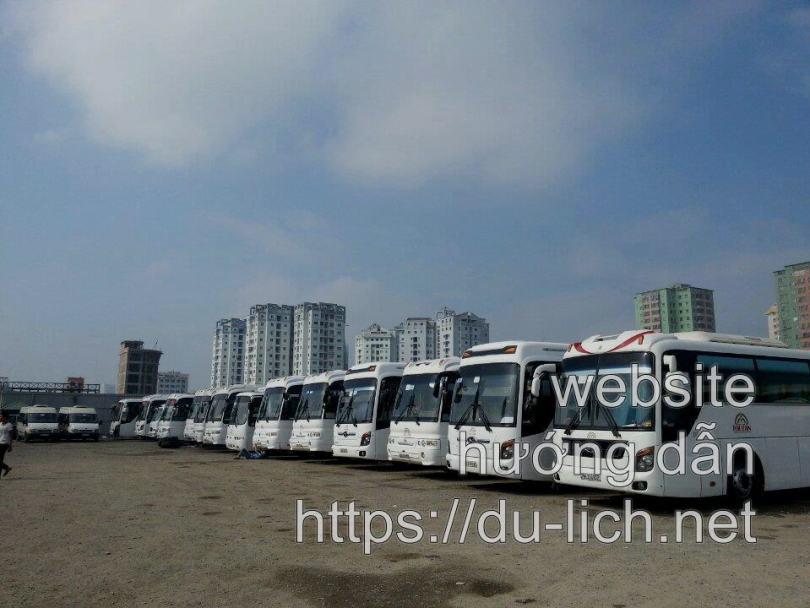 Hãng xe khách chất lượng cao Hải Vân từ Hà Nội đi Hà Giang